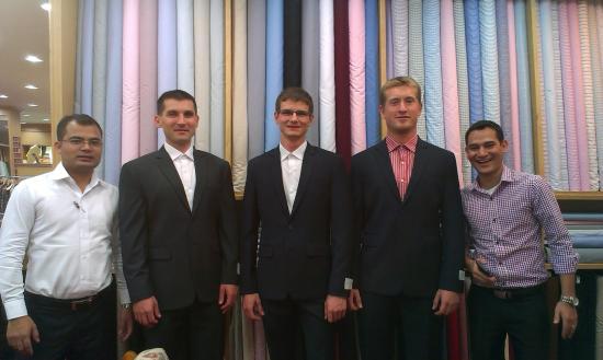 Royal Boss Tailors