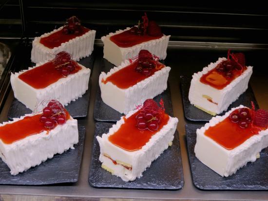 Gelateria Paradice: semifreddo allo yogurt