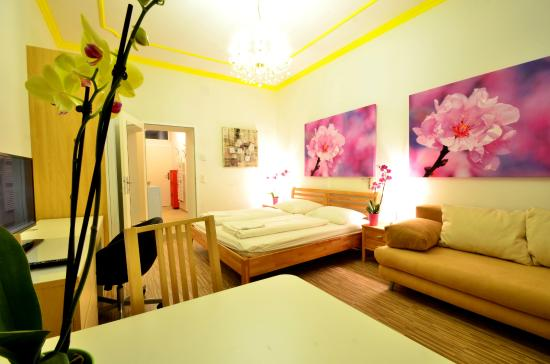 AJO Appartements Johann - City Wien Leopoldstadt