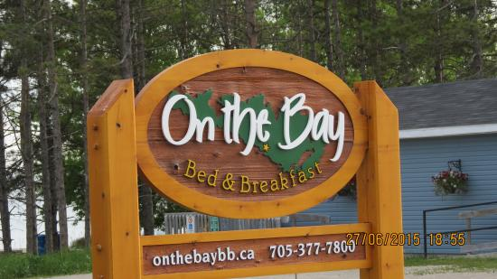 On the Bay Bed & Breakfast : The Place To Stay
