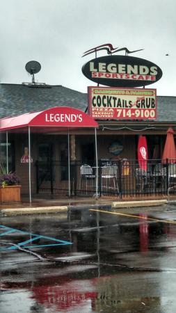 Legends Sports Cafe
