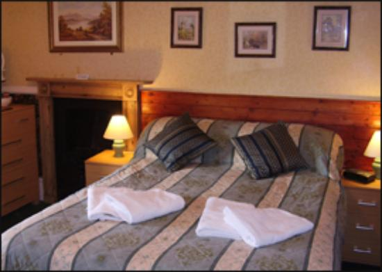 Weybourne Guest House: LOvely Comfortable bed