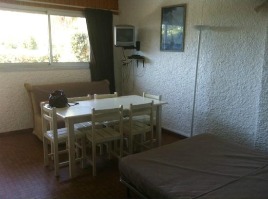 ESTIVEL - Résidence Capdeville - Cap Océan : l'appartement/salon