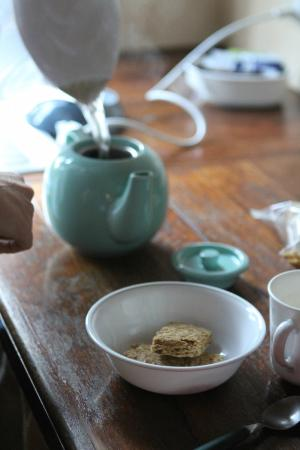 Karridale, Avustralya: A selection of teas were provided