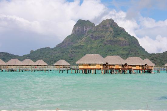 Bora Bora Pearl Beach Resort & Spa: Пляж