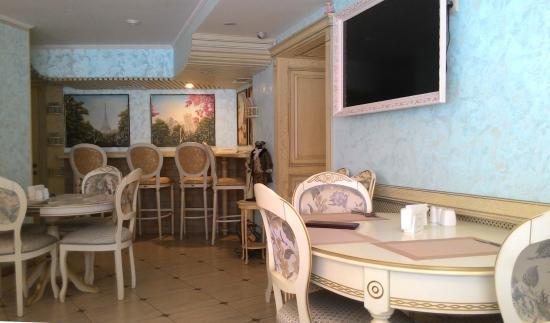 Cafe Restaurant Vanilla Sky
