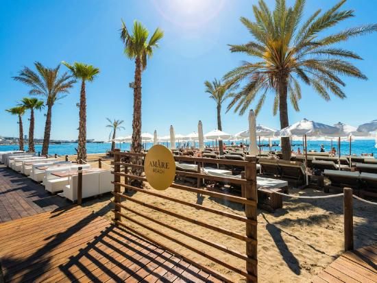 Amare Beach Marbella Restaurant Reviews Phone Number Photos Tripadvisor
