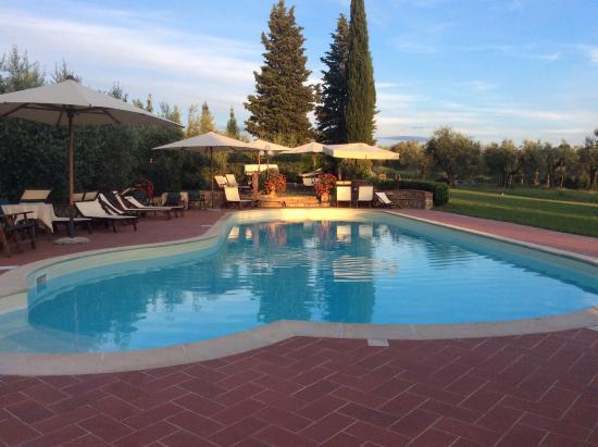 Montespertoli, إيطاليا: Chill out time