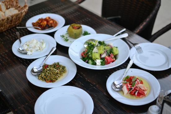 Buhana Hotel: yemek