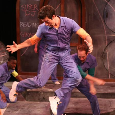 Creede Repertory Theatre: Pants on Fire (2015)
