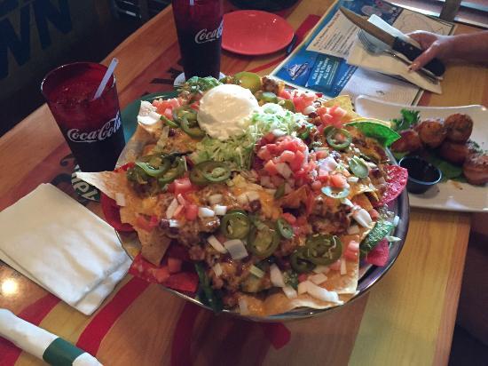 Port Saint Lucie, FL: Big Daddy Mac's Nachos
