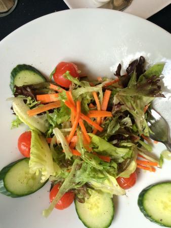 Chez Francois Restaurant: Salad