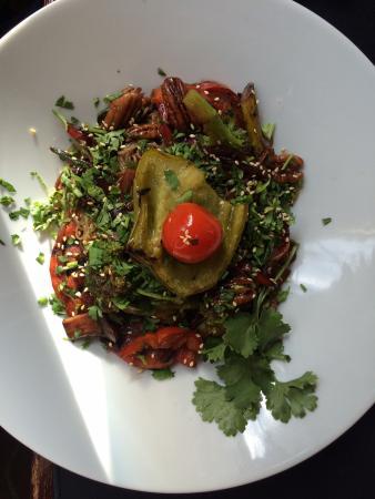 Chez Francois Restaurant: Vegetable bowl