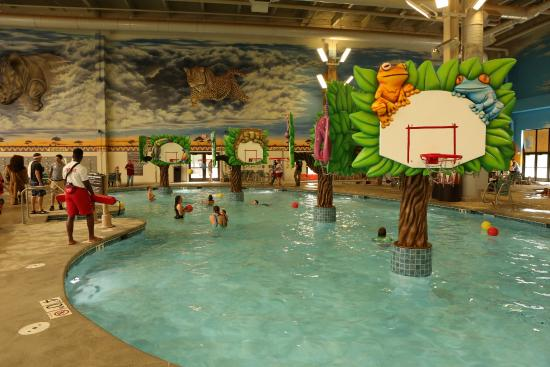 special needs travel review} Kalahari Resort in the Poconos