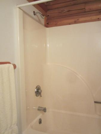 North Forty Resort: Shower
