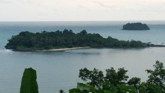 Blick auf Insel - Picture of Mu Ko Chang National Park ...