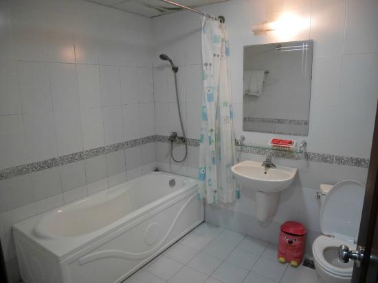 Hanoi Ciao Hotel: bathroom