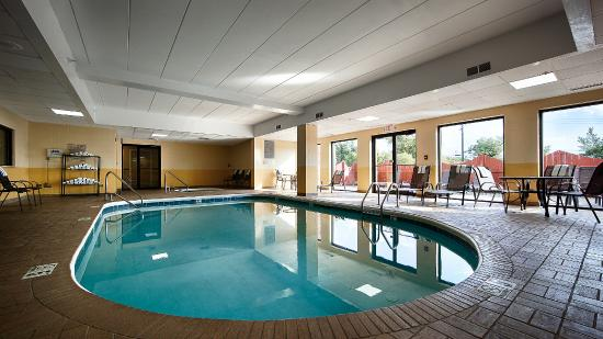 BEST WESTERN Mason Inn: Indoor Pool
