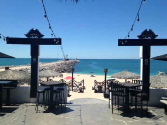 Wrecked At The Reef Puerto Penasco Restaurant Reviews