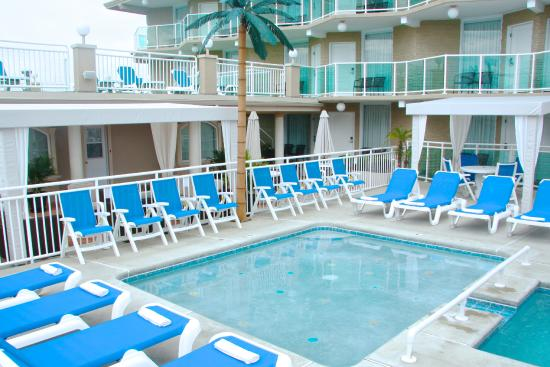 Park Lane Resort: heated kiddie pool