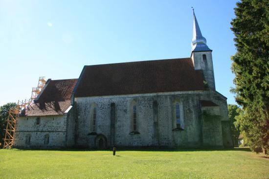 Kaarma Church of Saints Peter and Paul : Church