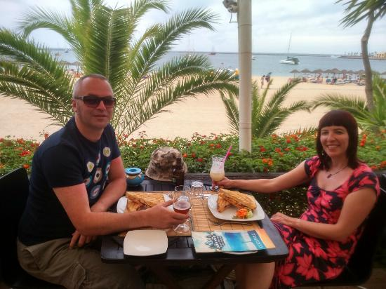 Club Nau : Our 20th wedding Anniversary Lunch