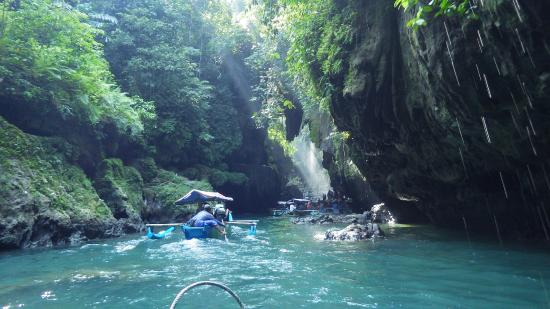 green canyon Pangandaran Ciamis Picture of Green Canyon West