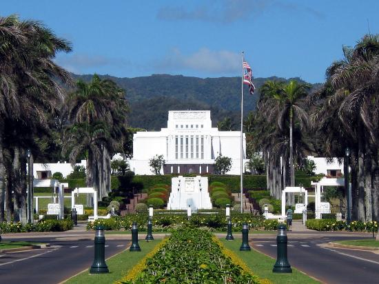 ‪Laie Hawaii Temple‬