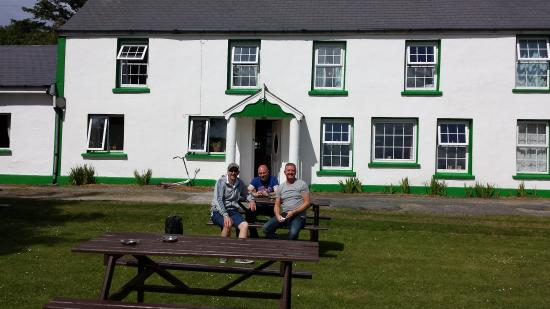Leabgarrow, Irlanda: The Glen Hotel