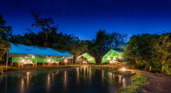 Photo of Mahoora Tented Safari Camp Yala Yala National Park