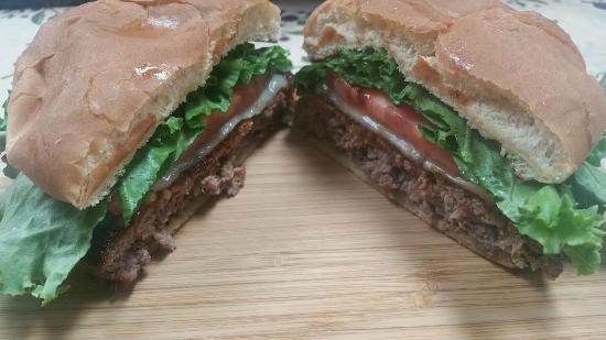 Mary Esther, FL: The Blackjack Burger