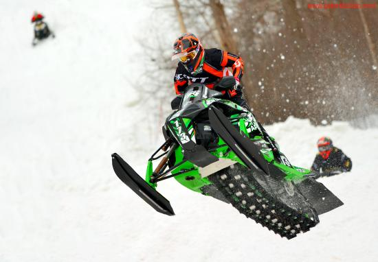 Chicopee Ski & Summer Resort: Snowcross race, March every year at Chicoppee
