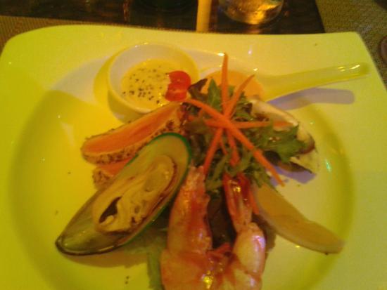 Cba: Sea Food