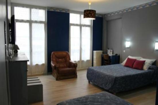 Nova Hotel: Chambre 1