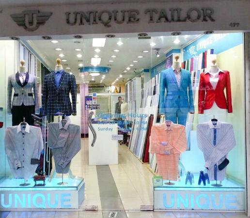 ‪Unique Tailor‬