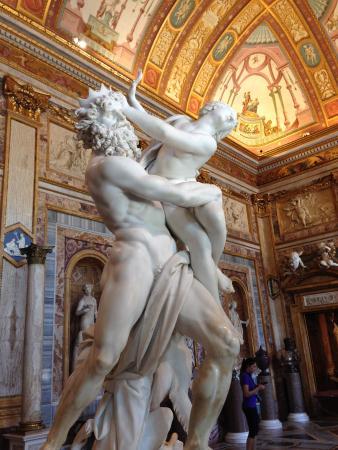 Sculpture In Villa Borghese Picture Of Villa Borghese