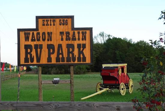 Wagon Train RV Park