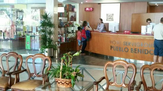 Hotel Pueblo Benidorm A Servigroup Hotel The Best There Is