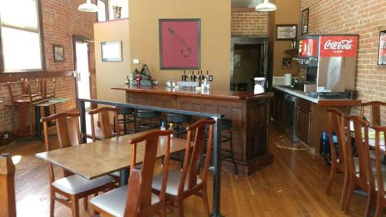 Uniontown, Вашингтон: KREOS Restaurant Interior