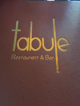 Tabule Restaurant and Bar
