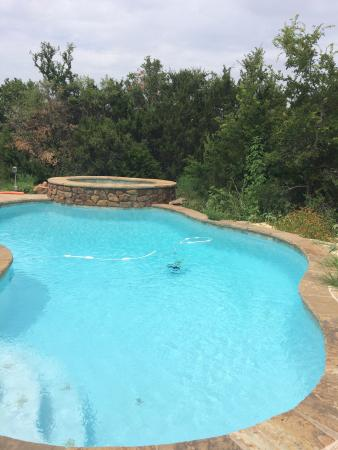 The Hideaway Ranch & Retreat: Pool time!