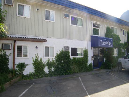 Travelodge Hope: het motel