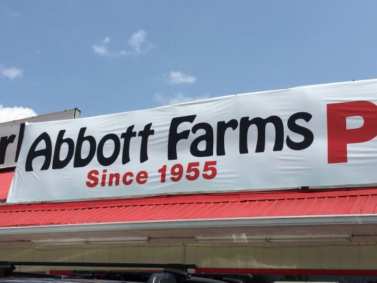 ‪Abbott Farms Fruit Market‬