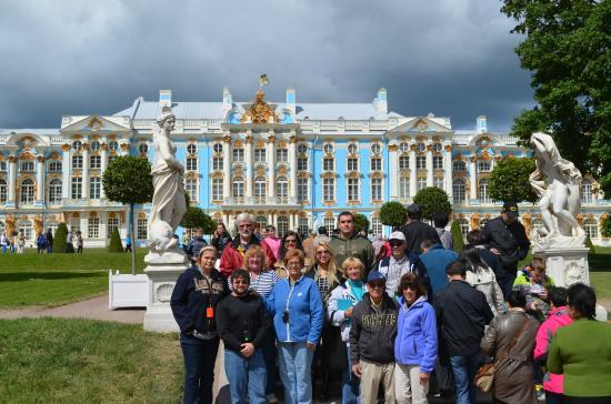 White Nights Travel: Our crew from USA!