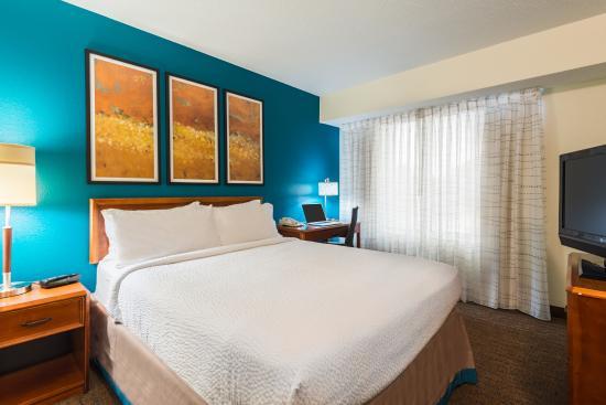 Residence Inn Charlotte SouthPark: One Bedroom Queen