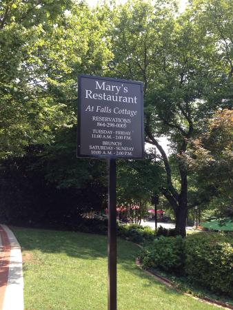 Mary's Restaurant At Falls Cottage: photo0.jpg