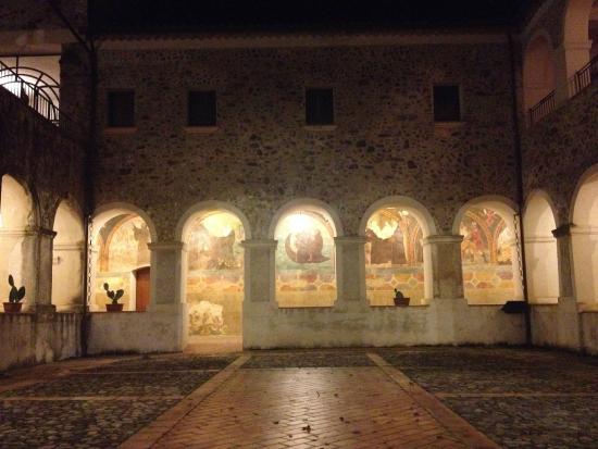 Pedace, Italia: Convento San Francesco di Paola