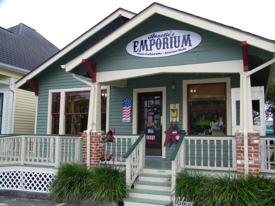 Annette's Emporium: Gift Shop representing over 400 American Artists100% Handcrafted in America