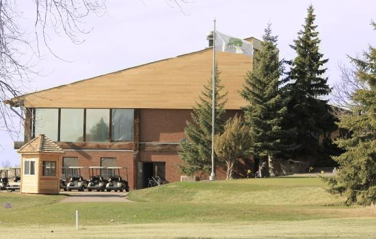 Swift Current, Canada: Clubhouse