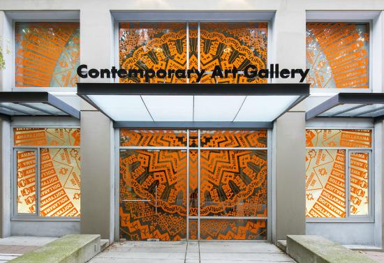 ‪Contemporary Art Gallery‬